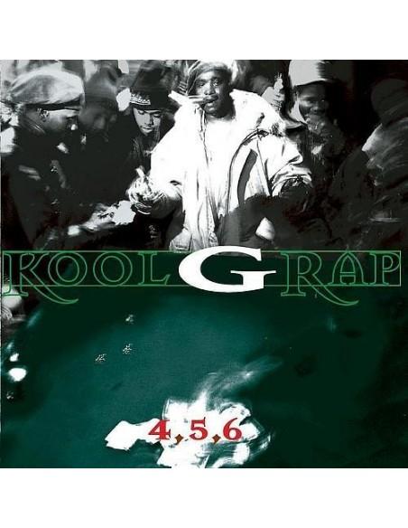 """CD KOOL G RAP """"4, 5, 6"""""""