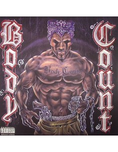"VINILO LP BODY COUNT ""BODY COUNT"""