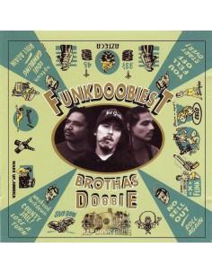 """VINILO LP FUNKDOOBIEST """"BROTHAS DOOBIE"""""""