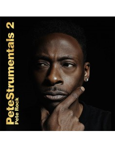 "VINILO 2LP PETE ROCK  ""PETESTRUMENTALS 2"""