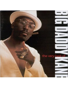 "CD BIG DADDY KANE ""THE VERY BEST OF"""