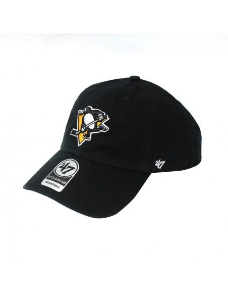Gorra Curved visor 47 BRAND PITTSBURGH PENGUINS