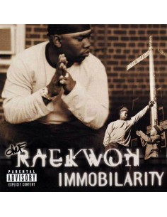 "VINILO 2LP RAEKWON ""IMMOBILARITY"""