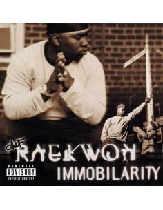 "VINILO 2LP RAEKWON ""IMMOBILARITY"""