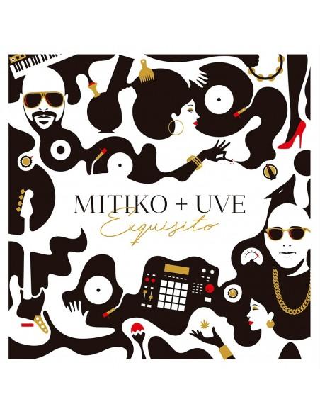 "VINILO EP MITIKO Y UVE ""EXQUISITO"""