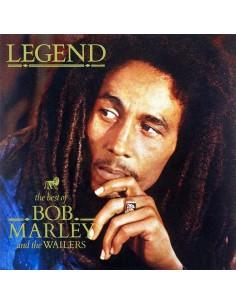 """VINILO LP BOB MARLEY """"LEGEND"""""""