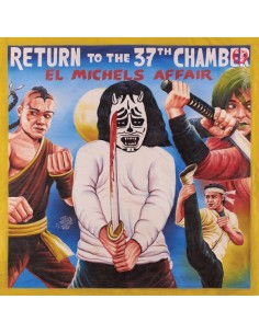 "VINILO LP EL MICHELS AFFAIR ""RETURN TO THE 37TH CHAMBERS"""