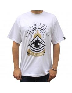 Camiseta hombre NO PAIN NO GAIN