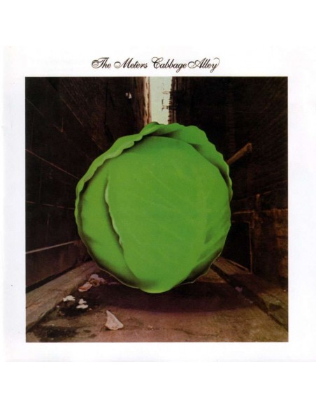 """VINILO LP THE METERS """"CABBAGE ALLEY"""""""