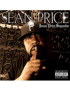 "VINILO 2LP SEAN PRICE ""JESUS PRICE SUPERSTAR"""