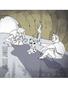 """CD JODIDOS JAMBOS """"¡NO ME JODAS!"""""""